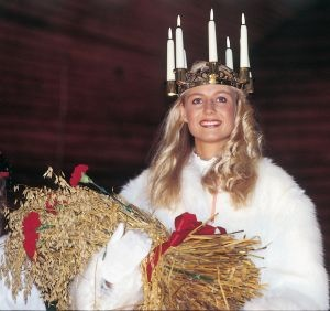Sankta Lucia - my most missed holiday! One of the most beautiful ones too!