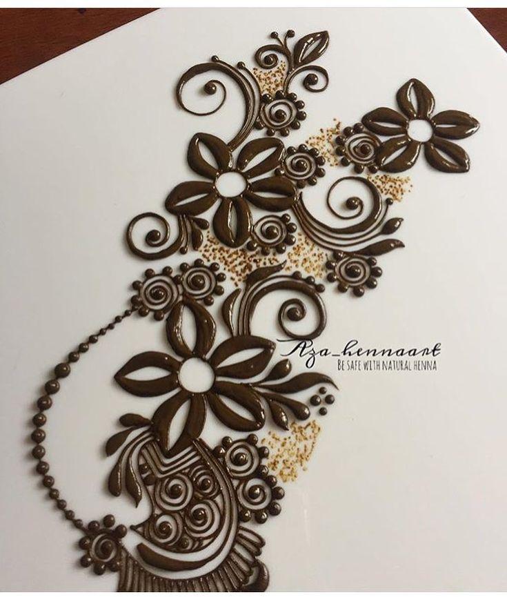"1,599 Likes, 3 Comments - Henna Designs / Photography (@hennalookbookin) on Instagram: ""Beautifull bride feet henn be like ❤️ #HennaArtist @hyderabad_hennatrendz"""