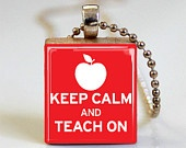 Looking for unique teacher gifts?  Check out this collection of handmade goodies!  #Etsy #teachergifts #handmade