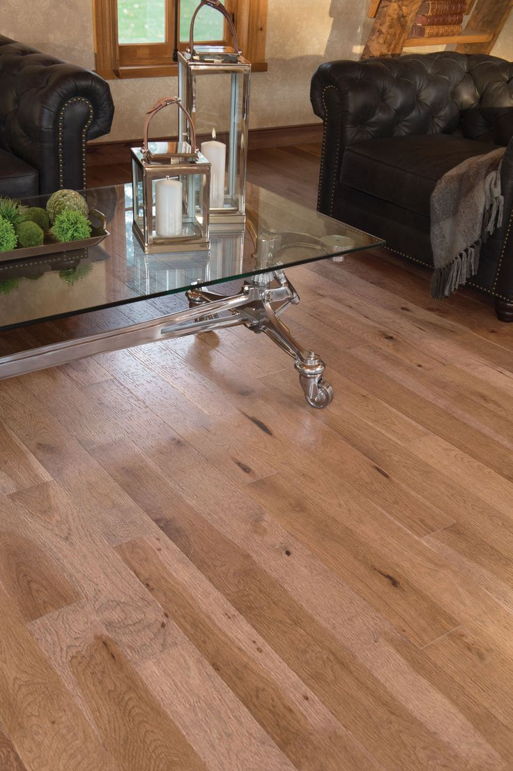Old #Hickory Tree Bark will go with #classic or #modern #décor. It's amazing how versatile it is! If you're planning on a home renovation this spring, these classic floors from the #ImagineCollection should be included in your consideration.  #WestonFlooring #AwardWinning #StripFlooring #HardwoodFlooring #Vaughan #Toronto #GTA #BestInVaughan #HomeDecor #InteriorDecorating #HomeReno