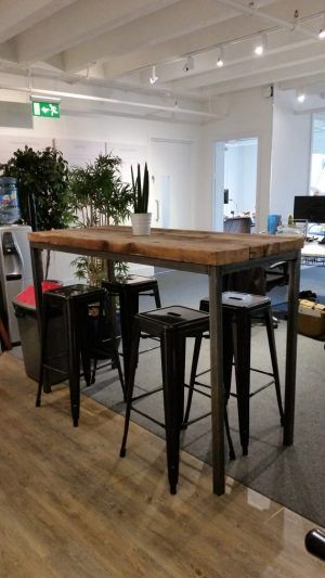 best 25+ bar table and stools ideas on pinterest | basement living