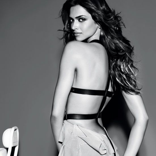 The 6-step exercise plan to get Deepika's body. Arms and shoulders.