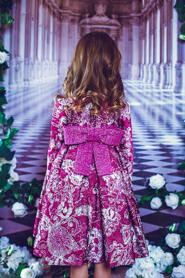 Bibiona Haute Couture — Высокая мода для юных леди и джентльменов   Мода   Новости   VOGUE