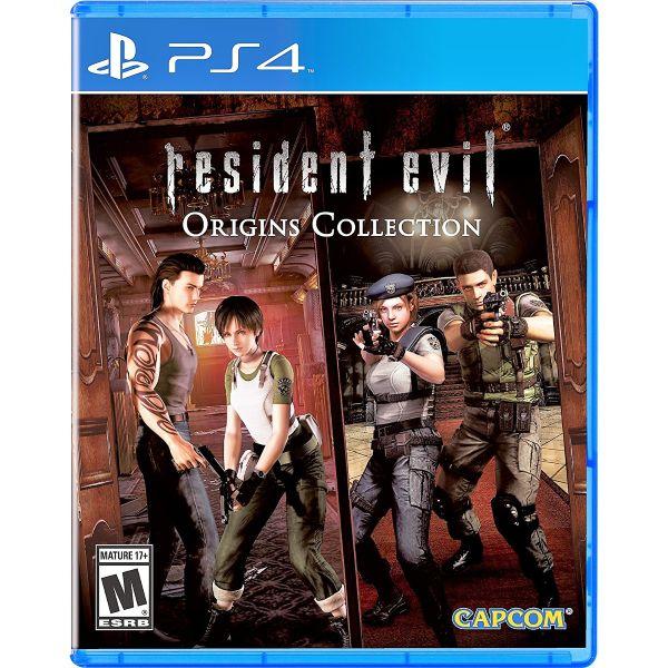 Resident Evil: Origins Collection [PlayStation 4]