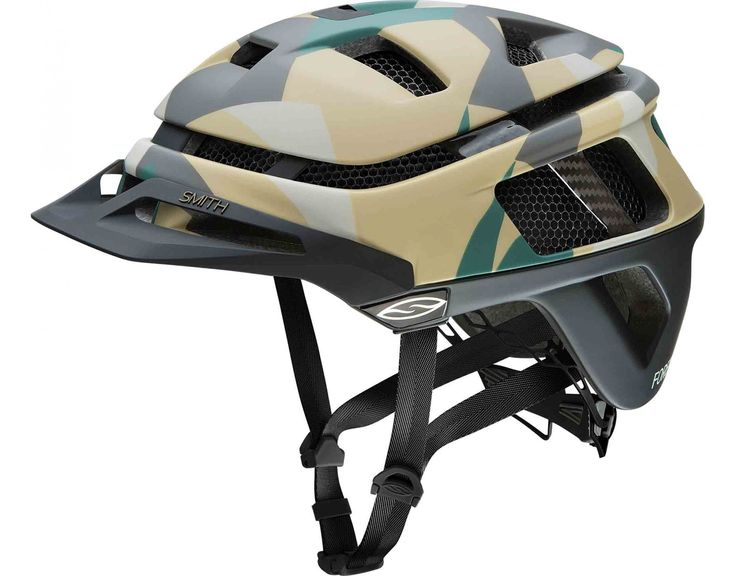 smith optics FOREFRONT MTB Helm matte trail camo