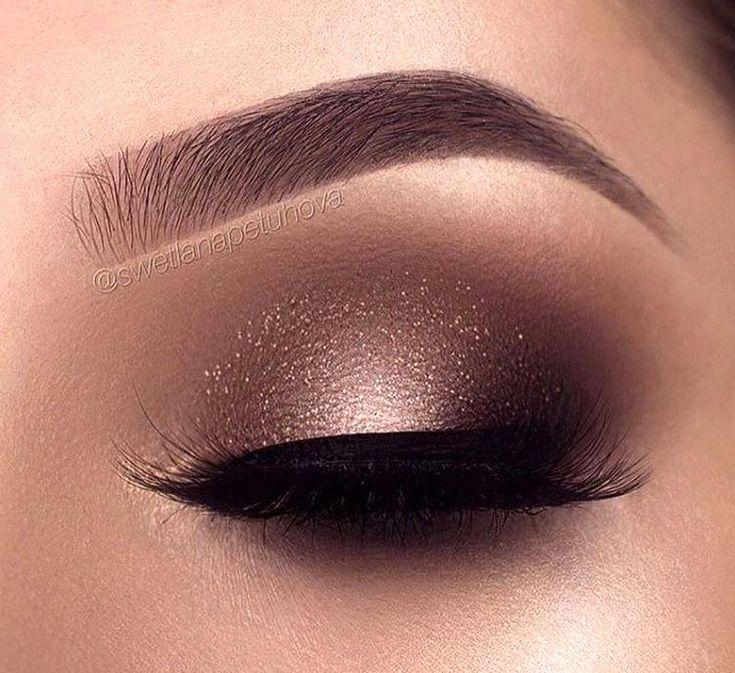 50 Hottest Smoke Eye Make-up Tutorials Concepts