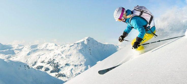 Si quieres aprender a esquiar y buscas unas pistas de esquí que se adapten a tu nivel, las de Candanchú, Formigal, Baqueira Beret, Sierra Nevada y Panticosa son perfectas. #esquiar #esquí #deportes #nieve #aventura