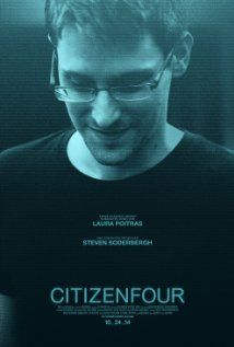 Citizenfour (2014) Poster