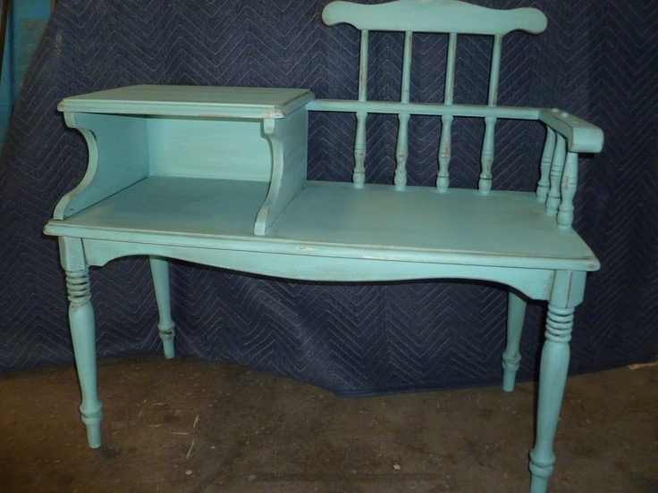 108 Best Vintage Telephone Tables Images On Pinterest Gossip Bench Furniture And Furniture