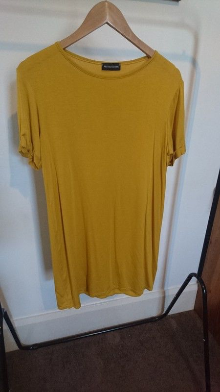 My Mustard Shirt Dress by Pretty Little Thing. Size 8 / S for £9.00: http://www.vinted.co.uk/womens-clothing/tops-and-t-shirts-other/6609098-mustard-shirt-dress.