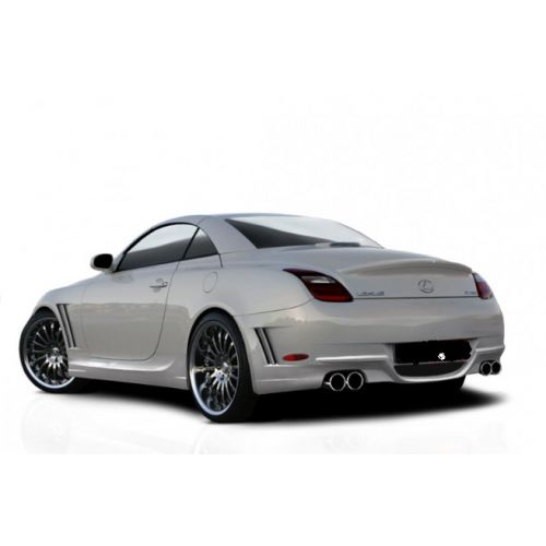 MM - Lexus SC430 Body Kit With Vented Wings | Mad Motors