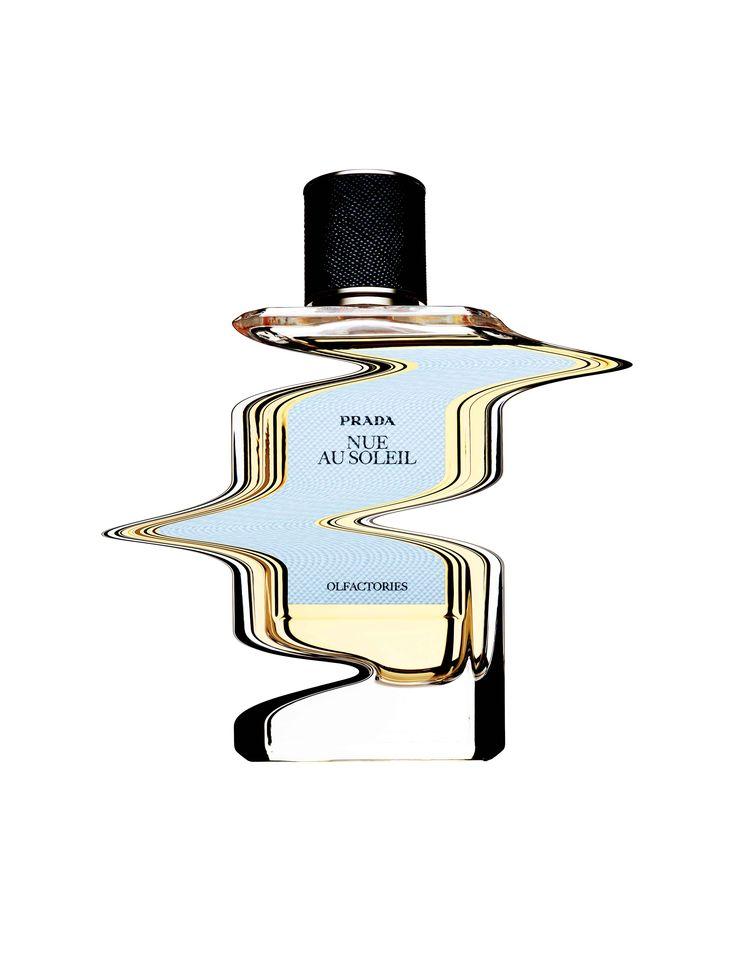 """""""Collection Les Olfactories de Prada, Nue au Soleil"""", eau de parfum, PRADA."""