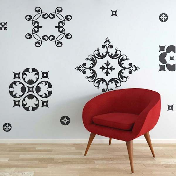 Trendy Design Wall Decals : Best images about spa ideas on wall decor