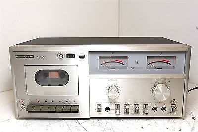 Vintage-Harman-Kardon-HK2500-Audiophile-Stereo-Cassette-Deck-w-Dolby-NR-Works