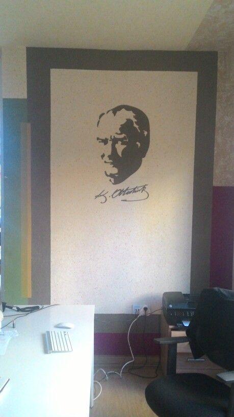 Atatürk silueti