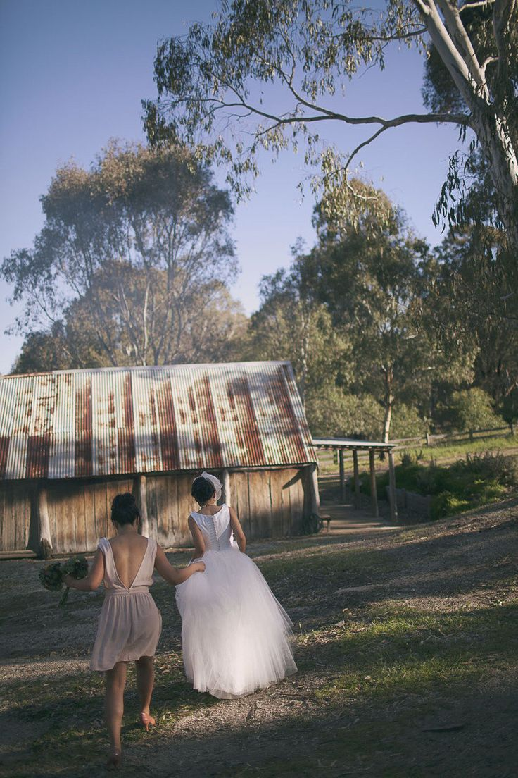 *emu bottom homestead Victoria Wedding by Its Beautiful Here  Read more - http://www.stylemepretty.com/australia-weddings/2012/02/13/victoria-wedding-by-its-beautiful-here/