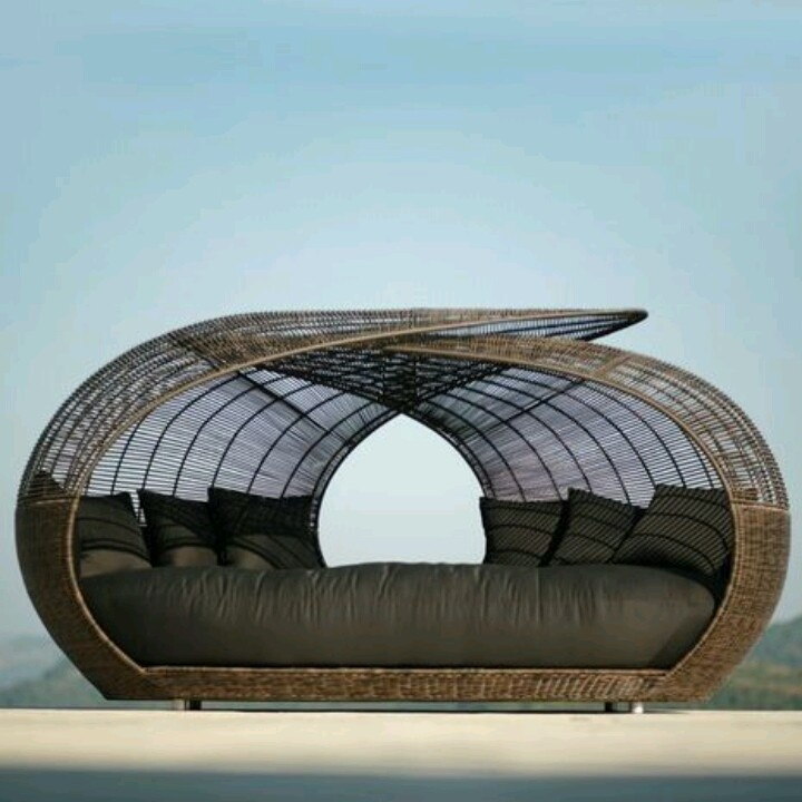 Outdoor Bed Design Inspirations