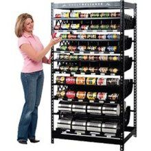 53 Best Rotating Can Rack Images On Pinterest Can