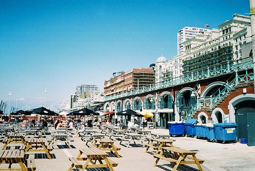 Brighton, England  My Nana's Home town .. One Day I will get there