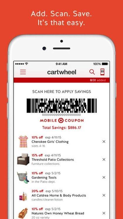 Target's Omnichannel Two-App Tactic