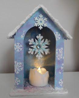 Tando Creative: Snowflake Shrine