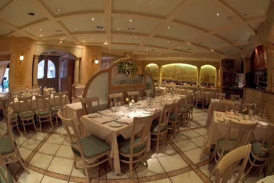 Restaurant La Piazza, Monte Carlo - my favourite Italian there.