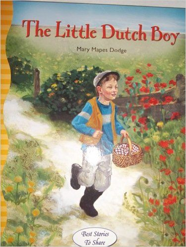 "The image ""The Little Dutch Boy"" (Amazon, 2016)"