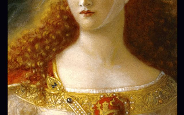Una regina di due nazioni: Eleonora d'Aquitania Celebre ai suoi tempi per essere considerata la più bella donna d'Europa, Eleonora d'Aquitania (1122 – 1204) fu una delle grandi protagoniste del Medioevo. In un'epoca nella quale le donne erano rele #eleonorad'aquitania #medioevo #melusina