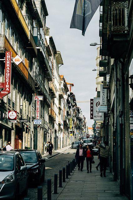 Rua do Almada www.webook.pt #webookporto #porto #ruasdoporto