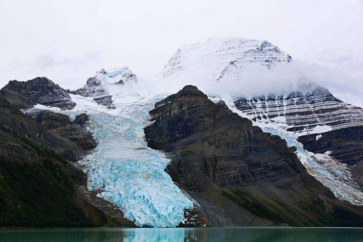 2 - Mount Robson (3954 m) - Emperor Face