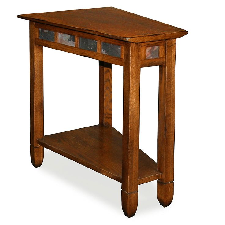 Best 25 Wedge end table ideas on Pinterest Triangle end table