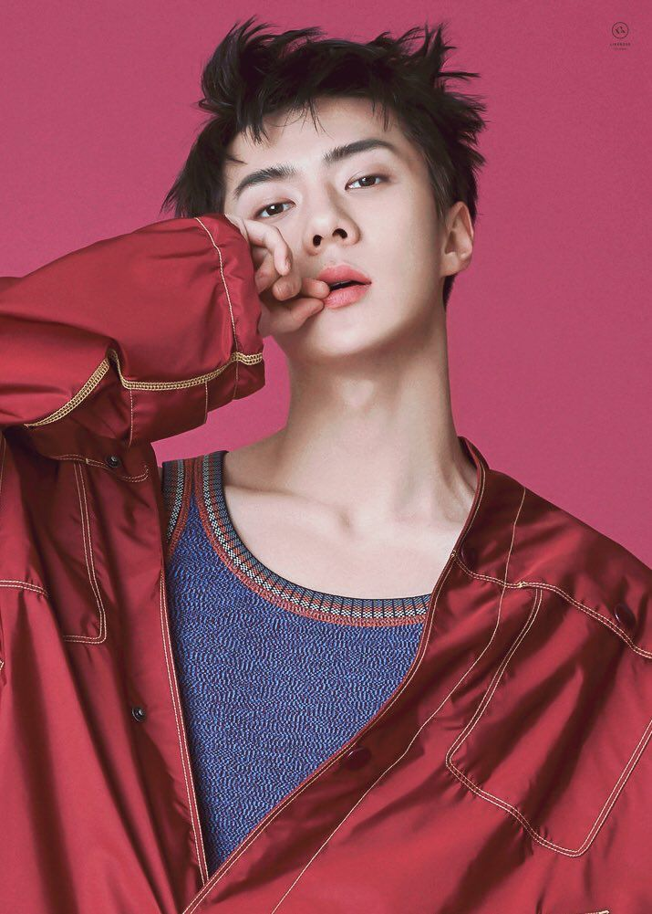 Sehun - L'Optimum Magazine.
