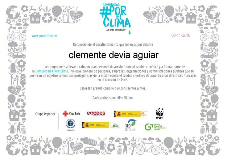 DIGG AMBIENTAL LTDA,,, SE UNE AL CAMBIO CLIMATICO