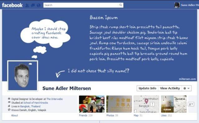 Top 57 des idées de timeline Facebook originales et fun