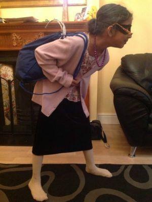 Gangsta Granny - Top World Book Day Costume ideas - Netmums
