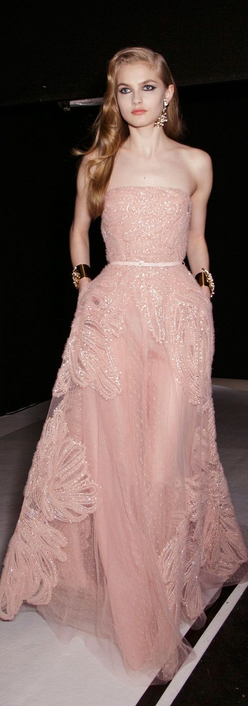 Encantador Elie Saab Gama Boda Precio Del Vestido Ideas Ornamento ...