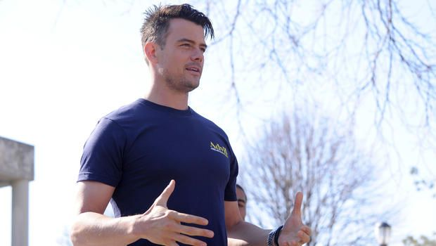 "Josh Duhamel says CBS' ""Battle Creek"" is a ""throwback old-school cop show"" By/Lauren Moraski/CBS News/April 15, 2014, 2:31 PM"
