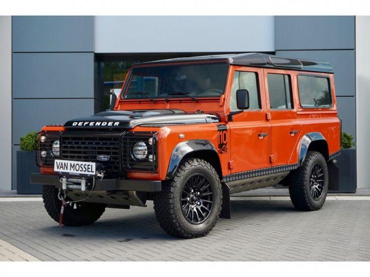 "Land Rover Defender  Description: Land Rover Defender Unieke DEFENDER 110 ADVENTURE 18 ""Bowlers?10.000 accessoires  Price: 905.02  Meer informatie"