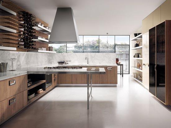 Barrique-Italian-Walnut-and-Gloss-Mustard-Lacquer-Kitchen-Furniture-Design.jpg (550×413)