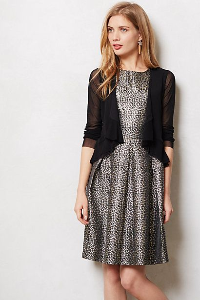 Josseline Brocade Dress