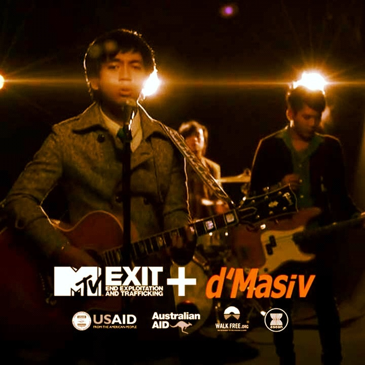 Watch the new d'Masiv + MTV EXIT video on mtvexit.org