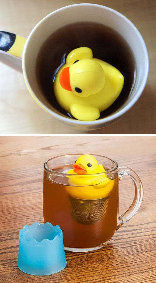 10 Creative and Unusual Tea Infuser - Uphaa.comNeatologie.com