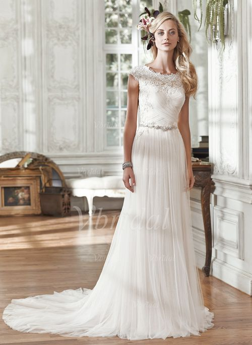 100 best Hochzeitskleid images on Pinterest | Short wedding gowns ...