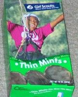Your Comprehensive Guide to 2014 Girl Scout Cookies: This is my favorite Girl Scout Cookie.