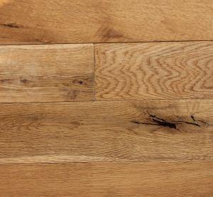 120mm x 18/5 Brushed & Oiled Oak