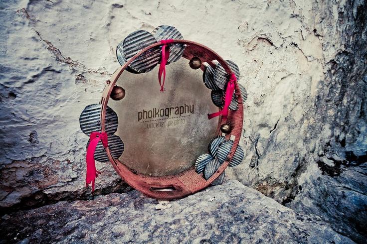 tamburello tradizionale della bassa Murgia