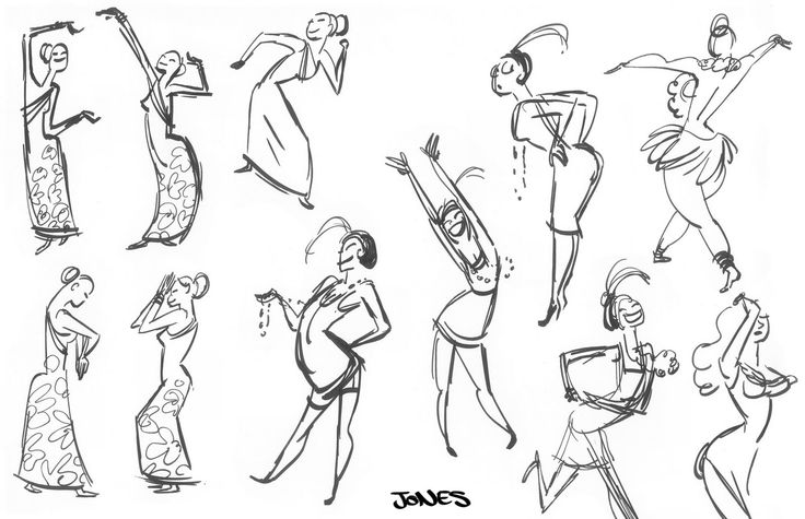 """""""Gesture-The Soul of Drawing"""" with Matt Jones and Alex Woo"""
