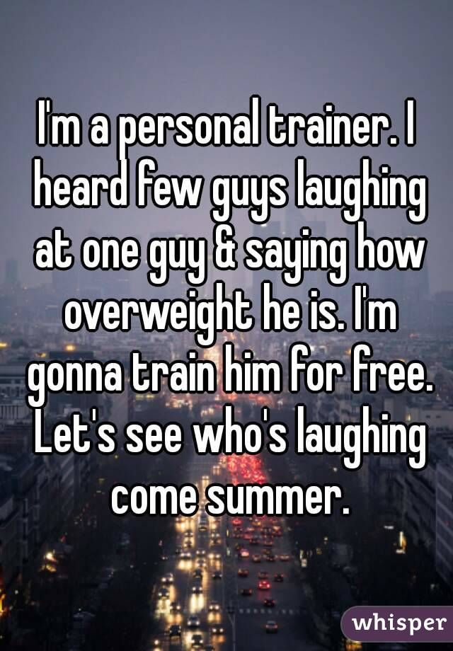 24 Secret Confessions About Personal Trainers That May Shock You