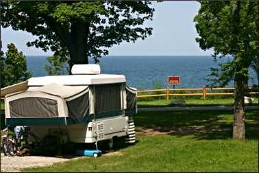 Best campsites in Minnesota, Wisconsin, Iowa, Michigan and Ontario