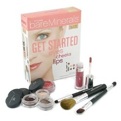 Bare Escentuals - MakeUp Set - Get Started Eyes Cheeks Lips 8 Piece Collection by Bare Escentuals Get Started Eyes Cheeks Lips 8 Piece Collection - # Fair To Light Complexions $85.5 *Prices subject to change